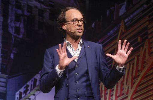 Christoph Sonntag  will mit 30 Minuten die Welt verbessern
