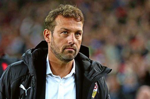 Mutmacher (I) – die Expertise des Trainers: Markus Weinzierl weiß aus seinen Erfahrungen beim FC Augsburg und dem FC Schalke 04, wie man Negativserien beendet. Foto: Getty