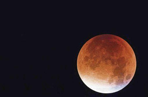 Die längste Mondfinsternis des Jahrhunderts