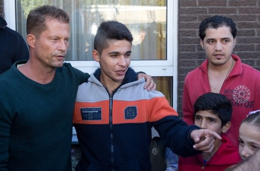 Flüchtlings-Projekt nimmt langsam Fahrt auf
