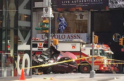 Eine Person kam bei dem Vorfall ums Leben, mindestens 20 weitere wurden verletzt. Foto: AP