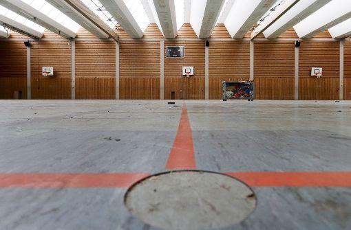 fl chtlinge sind ausgezogen in der sporthalle gibt es bald wieder sport landkreis ludwigsburg. Black Bedroom Furniture Sets. Home Design Ideas