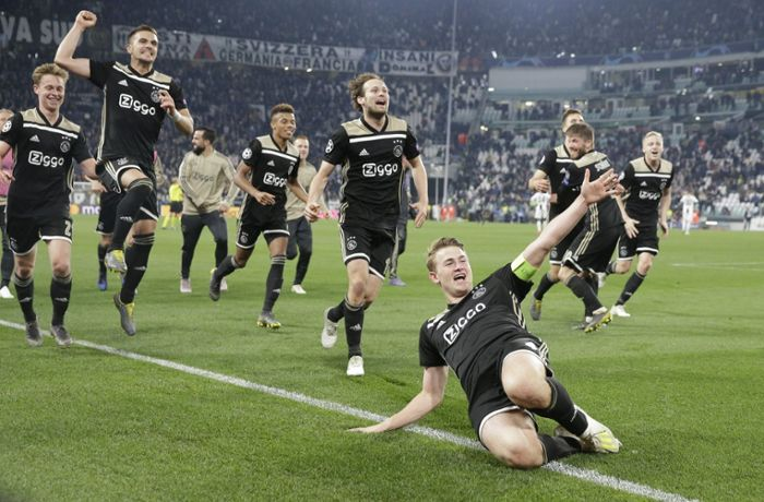 Champions League: Eine Ode an Ajax Amsterdam