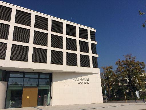 News-Ticker aus dem Leonberger Rathaus