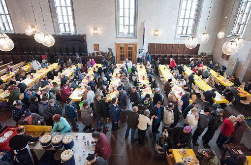 Ökonomie des Mitleids stößt auf Kritik – auch in Stuttgart