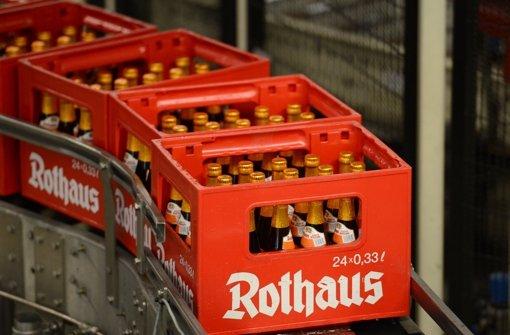 Rothaus investiert in Öko-Technik