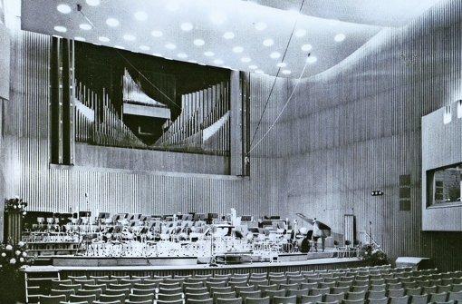 Der Klang der Walcker-Orgel Foto: SWR