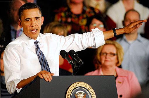 Obama fehlen noch 20 Stimmen