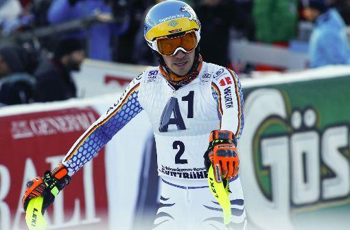 Neureuther verpasst Podium in Kitzbühel