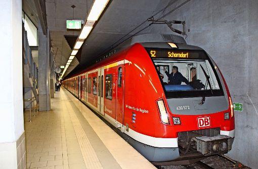 Sorge um Verlängerung der S-2-Strecke