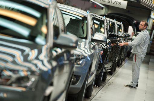 Rückruf von fast einer Million Autos in China