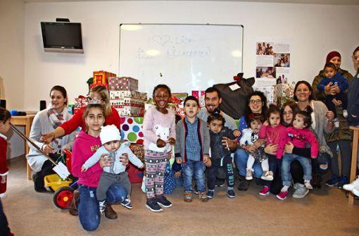 650 Kinderwünsche gehen in Erfüllung