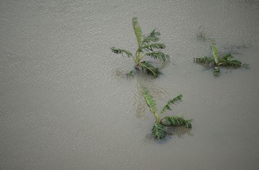 Staudamm auf Puerto Rico droht nachzugeben