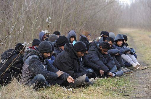Deutschland weist Flüchtlinge nicht mehr nach Ungarn aus