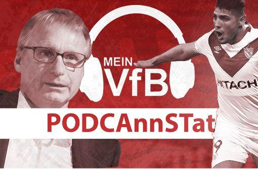 PODCAnnSTatt: Transfer-Posse, Vertikalpass und ein VIP-Gewinnspiel