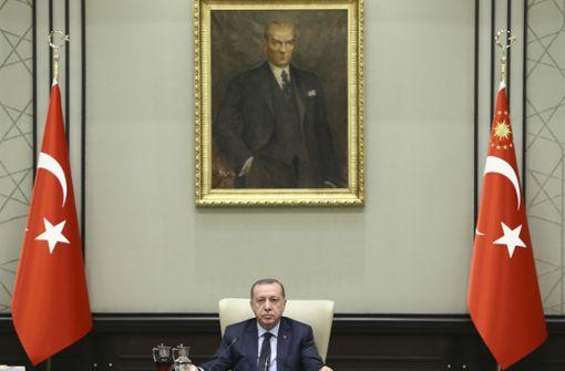 Erdogan kündigt Belagerung an