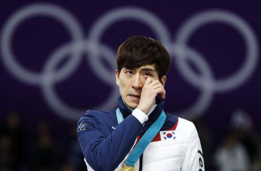 Massenstart: Lee Seung Hoon lässt Südkorea jubeln