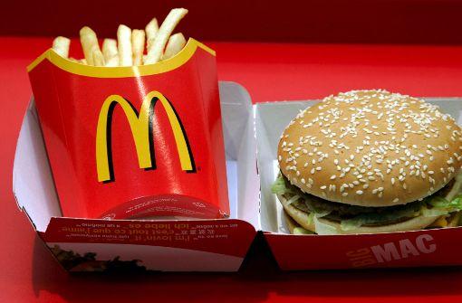 McDonald's weitet Lieferdienst aus