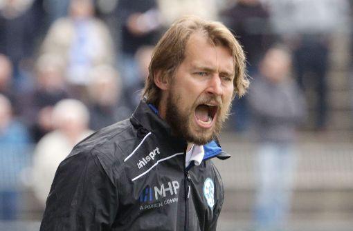 Stuttgarter Kickers siegen deutlich gegen FC Nöttingen