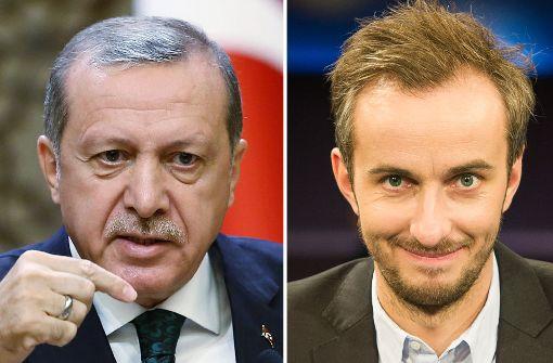 Jan Böhmermann im Visier von Erdogans Schlägertrupps