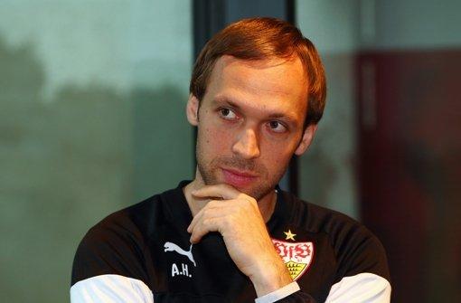 Andreas Hinkel kehrt nach einem halben Jahr Pause zum VfB Stuttgart zurück.  Foto: Bongarts/Getty Images