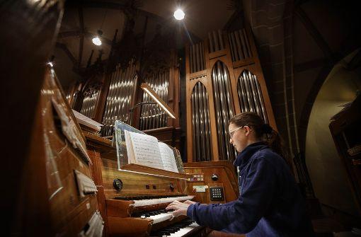 Auf dem Weg zur Kirchenmusikerin