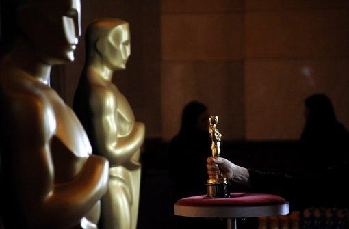 """Nicht nur in der Königsklasse """"Bester Film""""  wird es spannend: Welche Schauspieler dürfen dieses Jahr auf einen Oscar hoffen? Foto: dpa"""