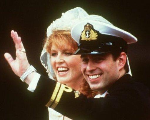 Fergie - die Anti-Diana wird 50