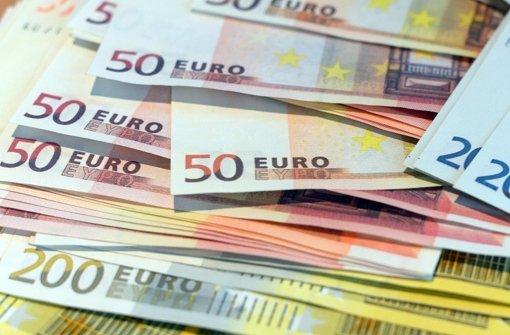 20000 Euro Falschgeld in kleinen Scheinen