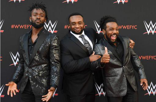Die WWE wirbt um eine Emmy-Nominierung