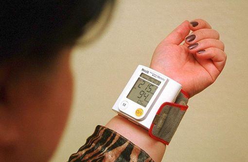 Blutdruckmessgeräte enttäuschen im Test