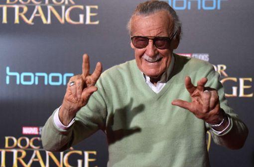 Stan Lee im Alter von 95 Jahren gestorben