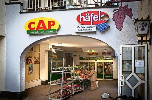 Viele Bürger bangen um die CAP-Märkte in ihren Bezirken. Foto: Lichtgut/Achim Zweygarth