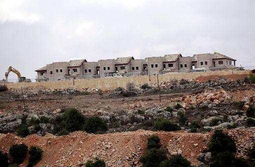 Palästinenser wollen eigenen Staat
