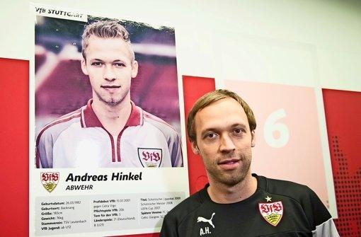 Andreas Hinkel hört beim VfB auf