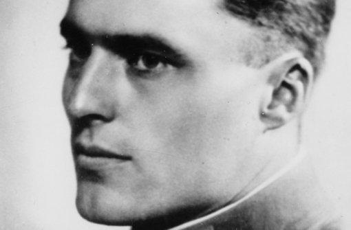 Claus Schenk Graf von Stauffenberg – Namensgeber der Stauffenberg-Gesellschaft, die mit jährlichen Gedächtnisvorlesungen an Frauen und Männer des Widerstands erinnert. Foto: Gedenkstätte Deutscher Widerstand