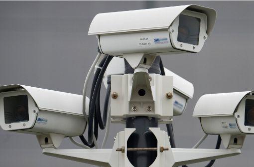 In Berlin wird über mehr Videoüberwachung abgestimmt. Foto: dpa