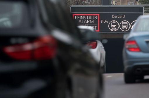 Die Anzeigetafel werden Autofahrer in dieser Saison wohl nicht mehr sehen. Foto: dpa