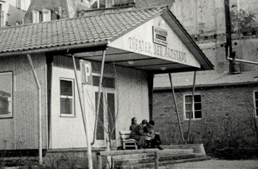Stuttgarter Theater der Altstadt feiert 60. Geburtstag