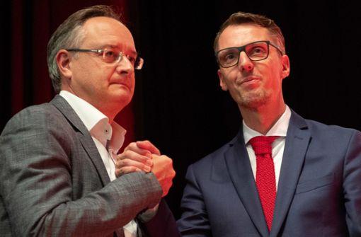 Stoch will SPD aus der Misere führen