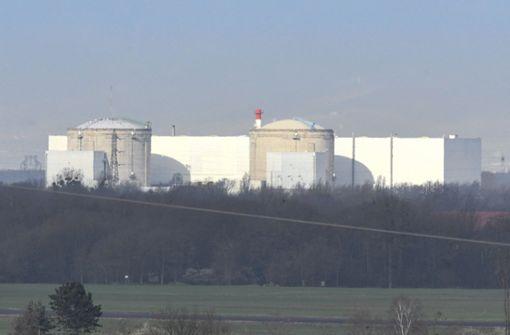 Abgeschalteter Reaktor wieder am Netz