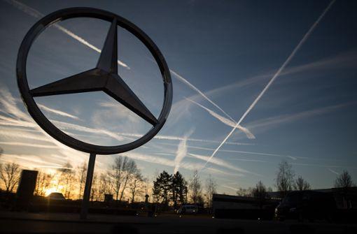Daimler steht nicht an der Spitze