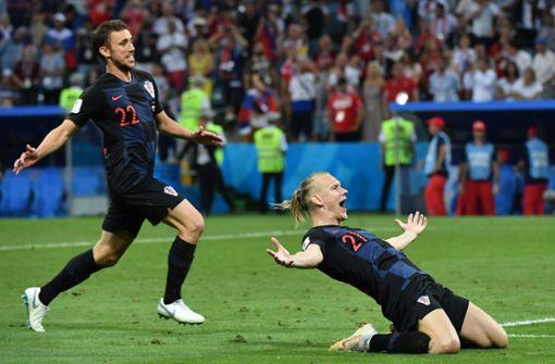 FIFA verwarnt Domagoj Vida