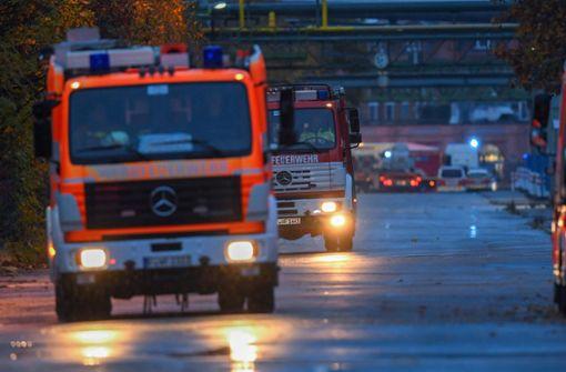 Polizei sucht unbekannte Brandstifter
