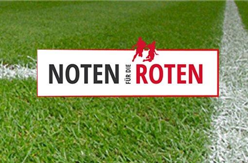 Bewerten Sie die Spieler des VfB Stuttgart