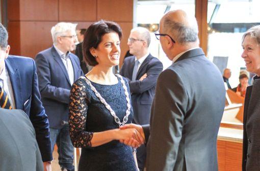 Oberbürgermeisterin Zull fordert Politik mit Weitblick