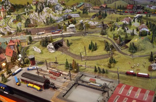 modelleisenbahn stuttgart vaihingen