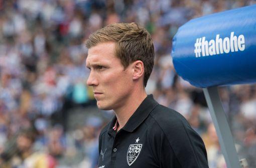 Diese elf Spieler schickt Trainer Hannes Wolf gegen Hertha BSC ins Rennen. Foto: Pressefoto Baumann
