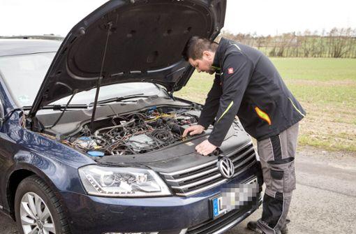 Mit einem Umbau der Motoren soll der Schadstoffausstoß gesenkt werden. Foto: Baumot