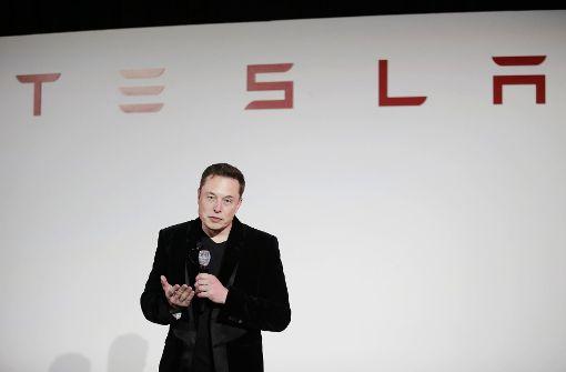 Tesla schließt zu GM auf